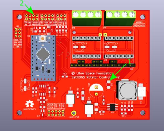 SatNOGS Rotator Controller - SatNOGS